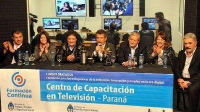 Gestos políticos en la videoconferencia entrerriana con Cristina Kirchner