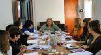 Consejo de la Mujer planifica trabajo