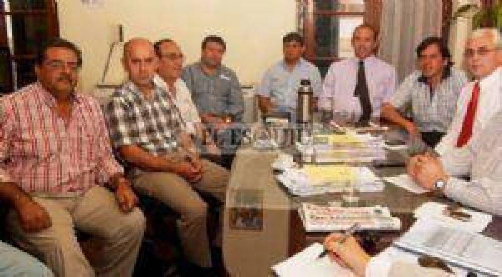 La comisión de intendentes renueva sus autoridades