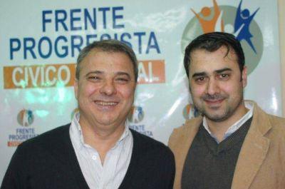 """""""Los que tienen que salir a hablar son los candidatos a concejales no el Intendente"""""""