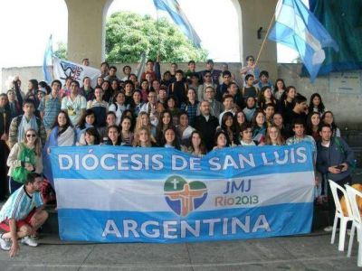 Este miércoles llega el último grupo de fieles que viajó a Río de Janeiro