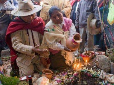 Pachamama, Madre Tierra: una tradición que sobrevive a la modernidad