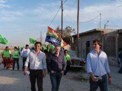 """Federico Posadas: """"Vamos a dejar una marca importante de renovación en la política salteña"""""""