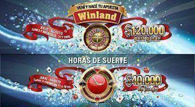 Winland Casino Mendoza presenta sus nuevos juegos y sorteos