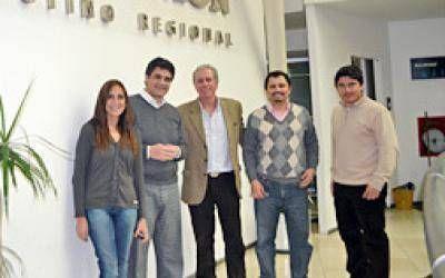 Elecciones 2013: Jorge Macri estuvo con candidatos massistas en Pergamino