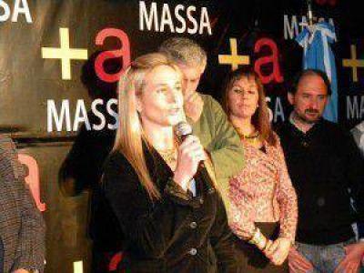 Marcela Polimeno, precandidata a Consejera Escolar por la lista 1 del FR: siempre digo que lo que me propongo es raro que no lo consiga