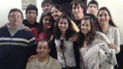 Los jóvenes del Papa llegan a San Juan