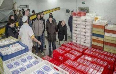 Concejales y candidatos del Frente para la Victoria Promoverán una ordenanza en respaldo de los trabajadores de la cooperativa Nuevo Amanecer