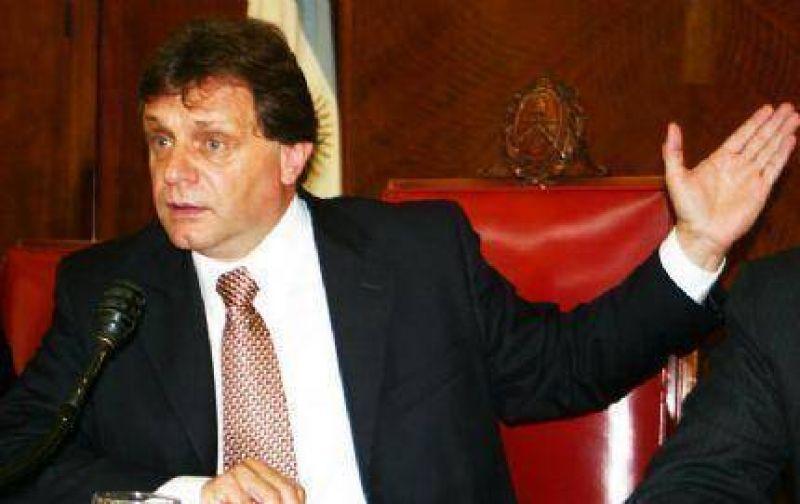 La UCR impugnará a Pulti Senador ante el Juzgado Federal de la Plata