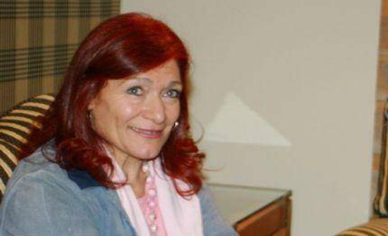 Cristina Di Rado va como candidata a senadora por Uni�n Pro