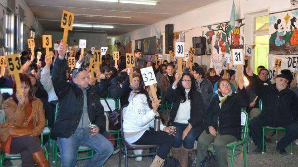 Tras el Congreso docente, denunciaron irregularidades en la votación