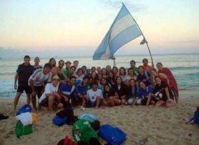 Hablan los jóvenes que viajaron desde Mendoza a ver al Papa