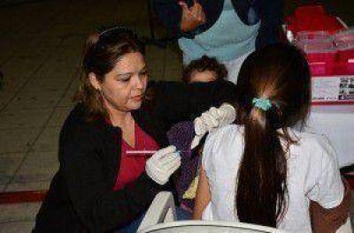 Vacunación contra el HPV