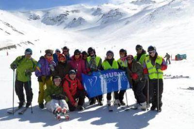 """Ponen en marcha """"Esquí sin Barreras"""" para personas con discapacidad"""