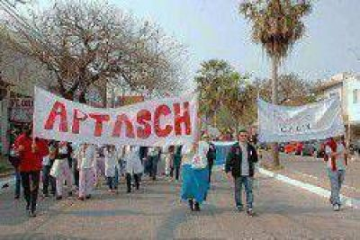 La APTASCh podría realizar paros en los hospitales en esta semana