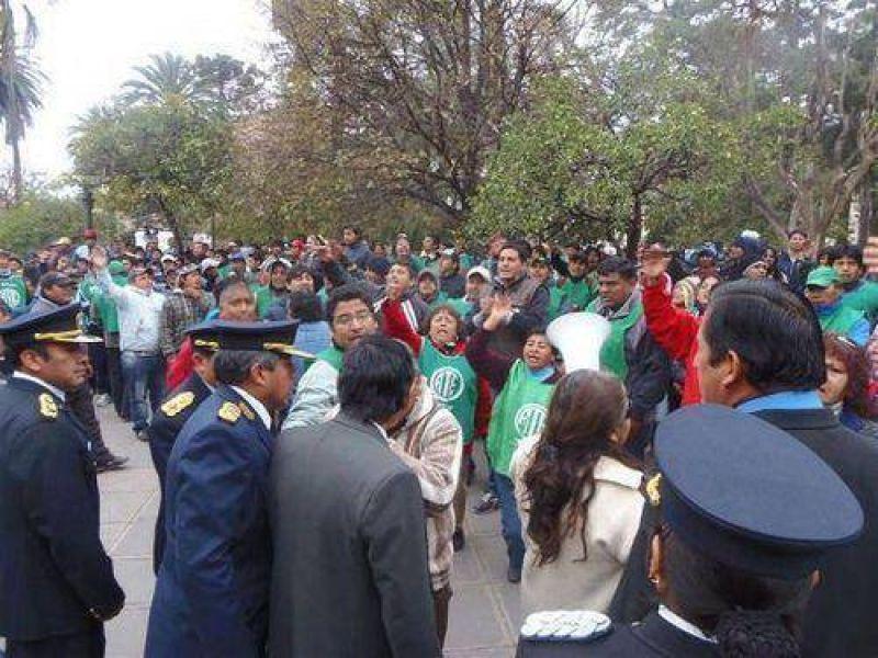 Conflicto salarial en Jujuy: la Intersindical anunciará acciones