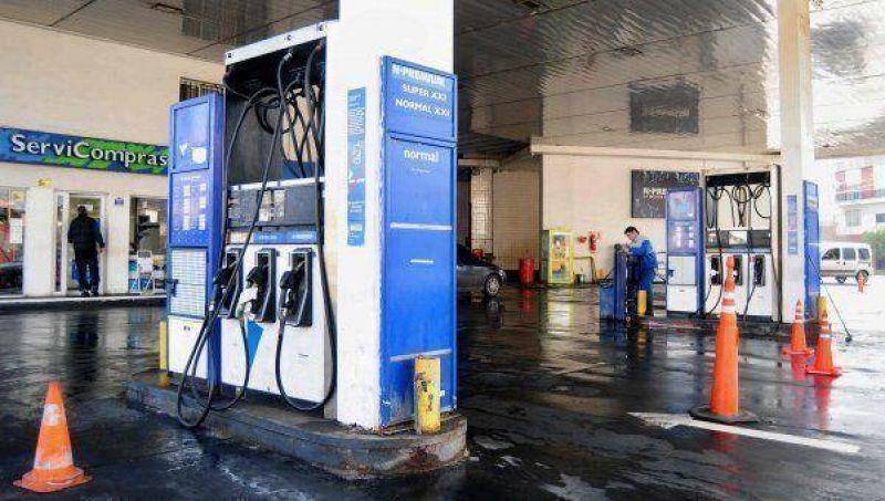 Estacioneros reclaman a YPF por las subas de comisiones