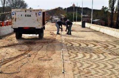 Puente La Adela – Río Colorado: intendentes autorizarán la apertura