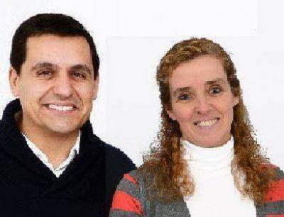 Precandidatos de la Lista A del Frente Progresista Cívico y Social se reunieron con miembros de la Rural