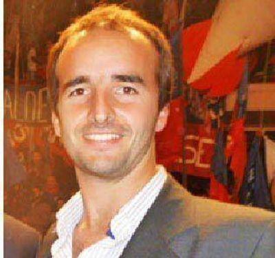 """Mart�n Larralde: """"No tengo dudas que ganamos las PASO el 11 de agosto"""""""