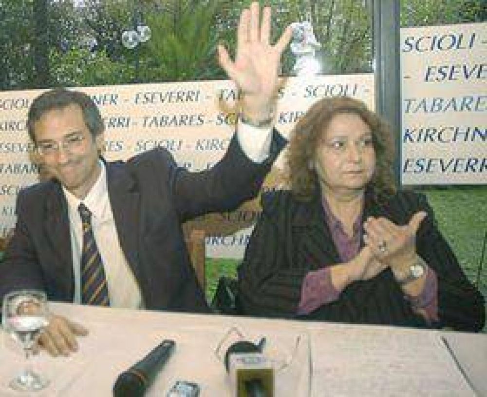 José Eseverri es candidato a senador y a concejal