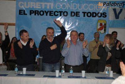 El Frente para la Victoria presentó sus candidatos en Pradere