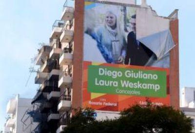 """Con """"profundo dolor"""" por la explosión, se suspende la campaña electoral en Rosario"""