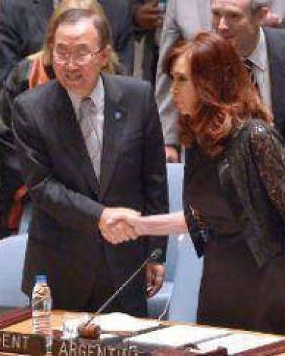 """CFK: """"El derecho de veto pertenece a otra época"""""""