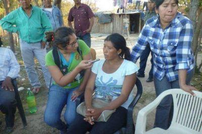 """Crimen de la joven qom: """"Hay hermanos indígenas que vieron lo que pasó"""""""
