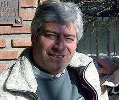 """Claudio Herther: """"Seré la voz de la gente"""""""