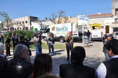 Colombi destacó la fortaleza del Banco de Corrientes