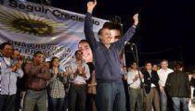 """Rodolfo Urtubey: """"Quiero ir al Congreso a levantar la mano por cada proyecto de inclusión"""""""