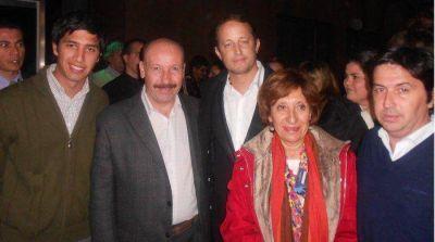 Martín Insaurralde brindó su apoyo a los candidatos del Frente para la Victoria en Azul