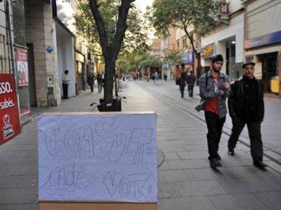 La catástrofe de calle Salta le puso fin a la campaña electoral rosarina