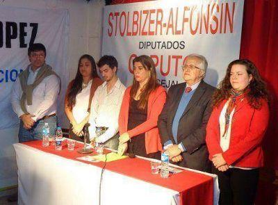 Paola Caputo cerró su campaña