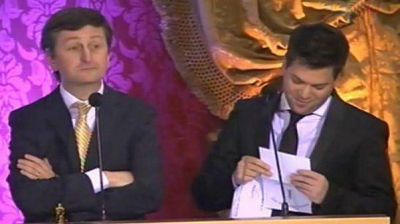 �Qu� pas� entre Diego Korol y Guido Kaczka en los premios Mart�n Fierro?