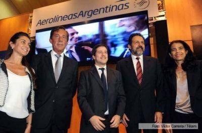 Aerolíneas Argentinas inauguró su nuevo vuelo diario a Brasilia