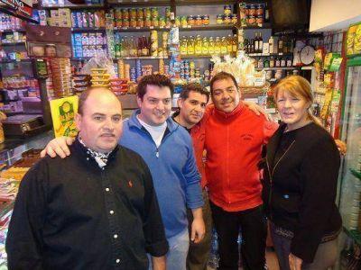 Margarita Stolbizer recorrió La Lucila y criticó con dureza a Massa