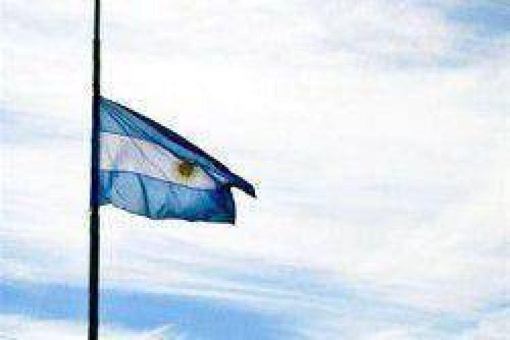 El Gobierno Provincial adhiere al duelo nacional por la tragedia de Rosario
