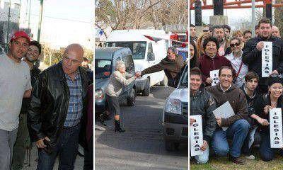 La tragedia en Rosario también modificó el cierre de las campañas en Mendoza