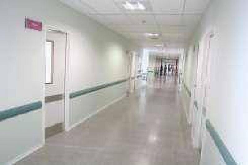Nuevo hospital: mudanza de 6 meses