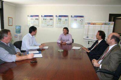 IPV y EDESA avanza para el cobro de la cuota en la boleta del servicio
