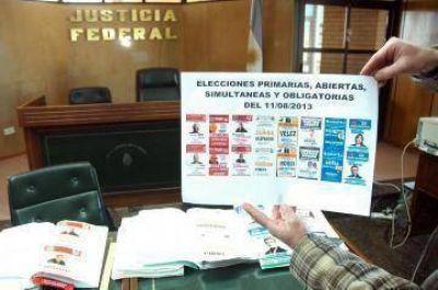 Las urnas se abrirán para 475.000 rionegrinos