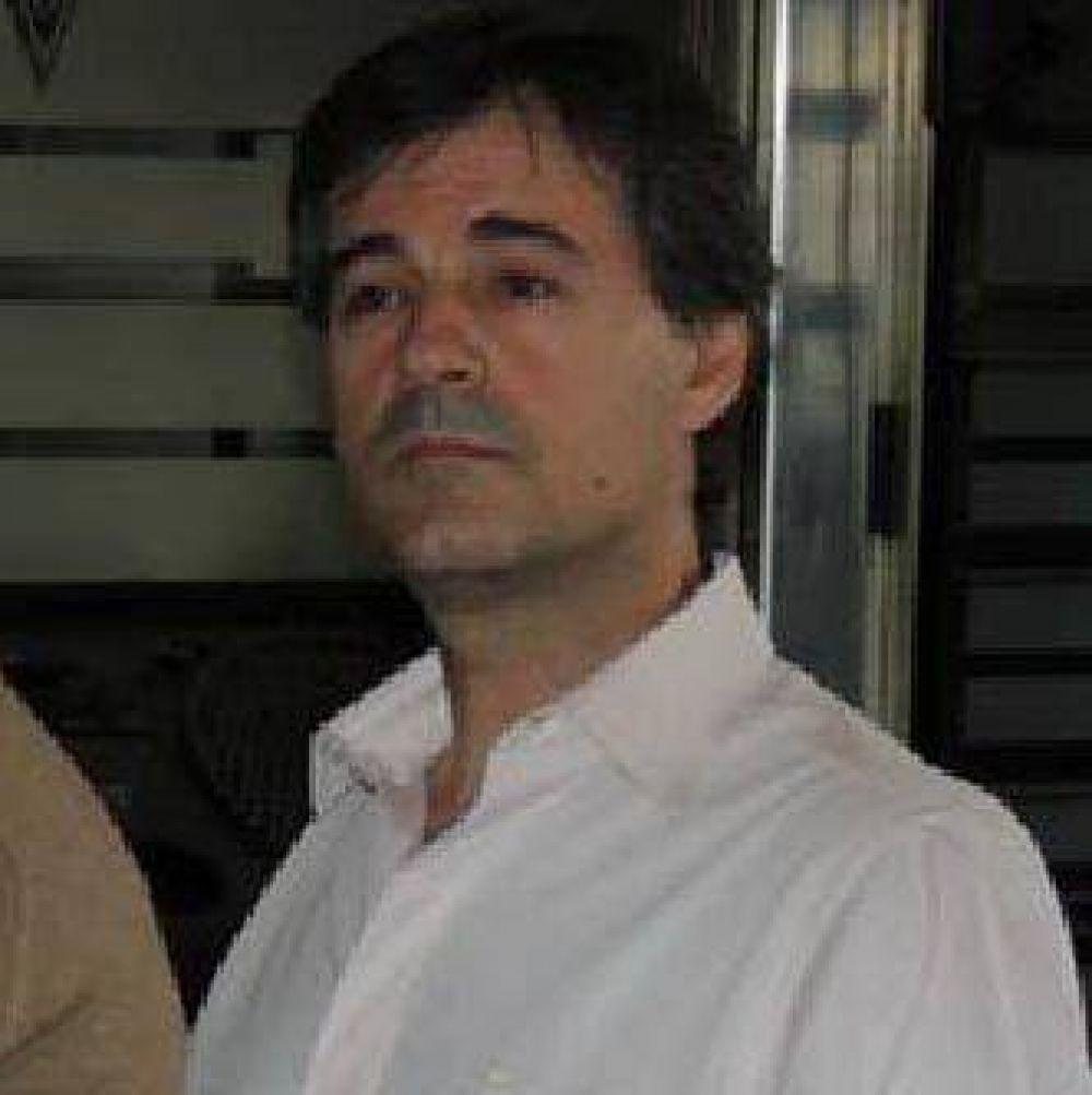 El pre candidato del RUPA Alejandro Bartoletti continúa en campaña