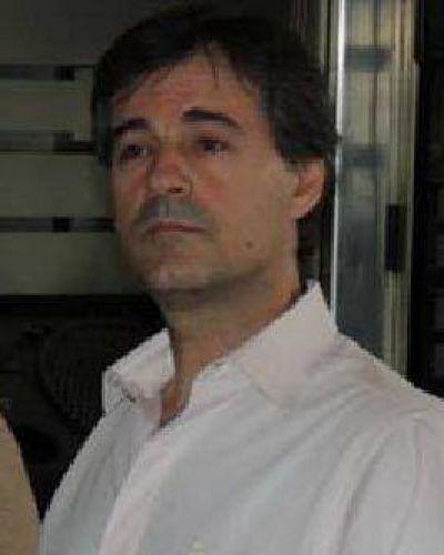 El pre candidato del RUPA Alejandro Bartoletti contin�a en campa�a
