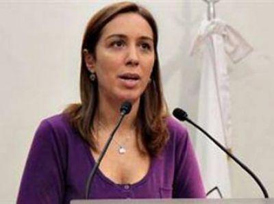 El PRO cerró su actividad, con la visita de Eugenia Vidal