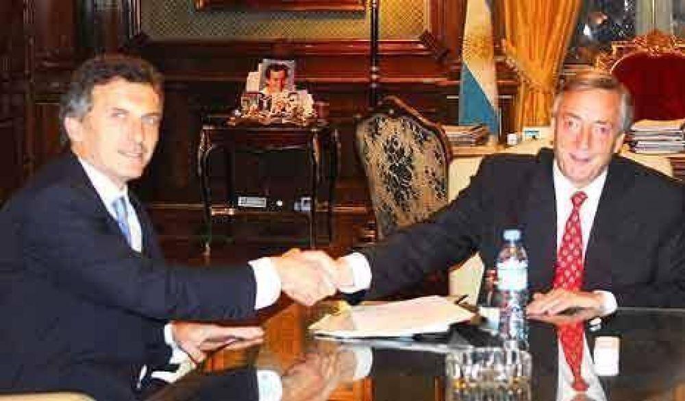 """""""Si pierde el kirchnerismo, vuelve la alegría y el respeto a la Argentina"""""""