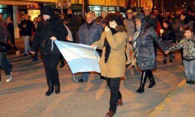 La protesta del 8 A también en Necochea