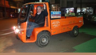 En un clima de optimismo, Viglianchino cerró su campaña