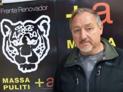 Entrevista a Daniel Puliti, candidato a Concejal para el Frente Renovador